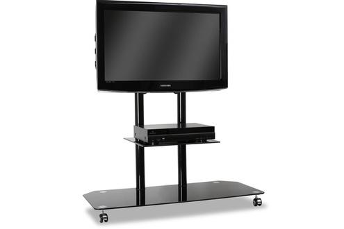 Meuble tv connecté bois