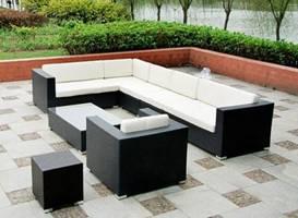 Meuble jardin design solde