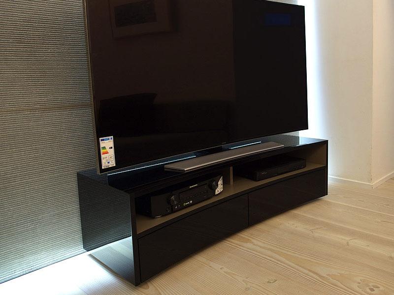 Meuble tv avec kallax