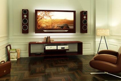 Hauteur meuble tv