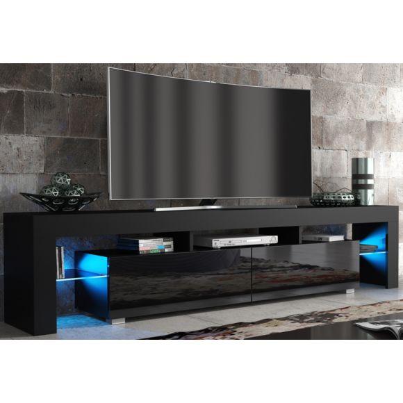 Meuble tv 200 cm pas cher