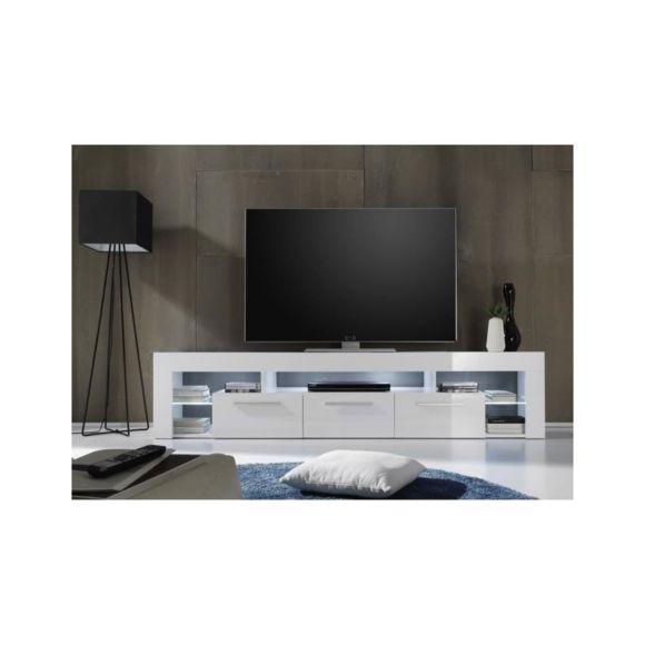Meuble tv 200 cm leds