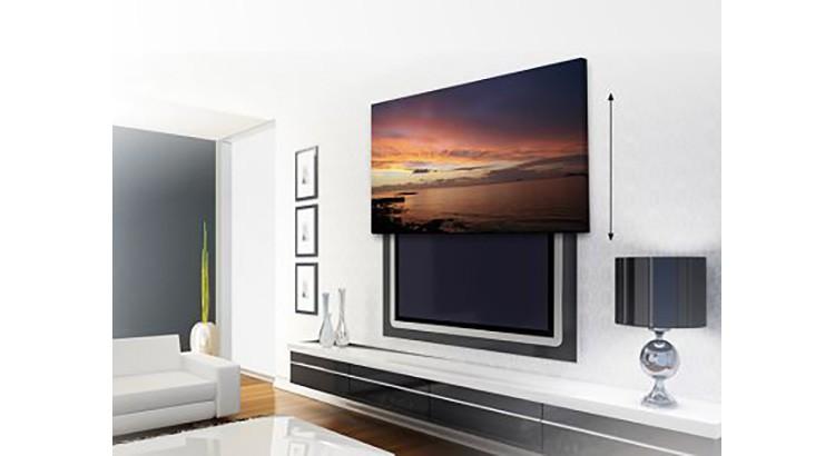 Meuble tv cacher
